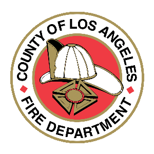 Logo: Los Angeles County Fire Department